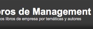 Libros de Management