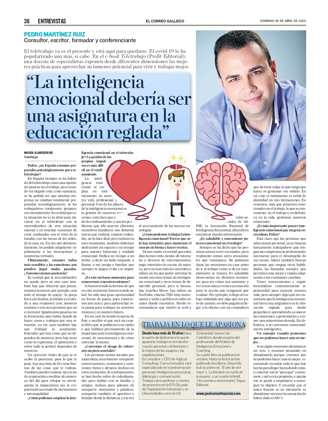 La importancia de la Inteligencia Emocional